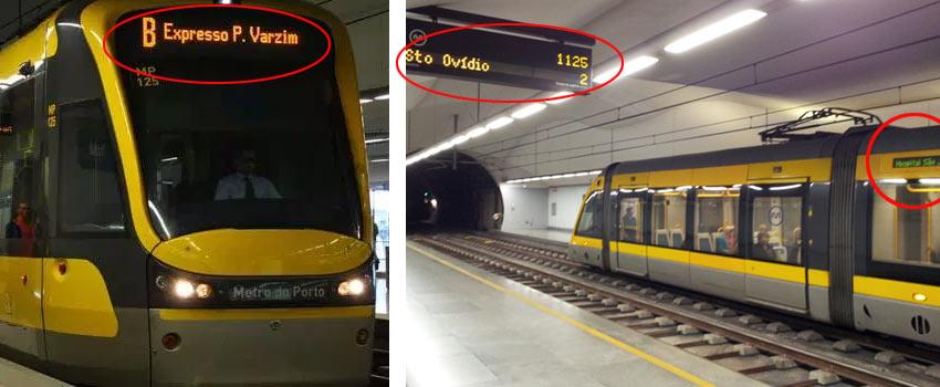 Как понять какой трамвай нужен? Следите за этими надписями