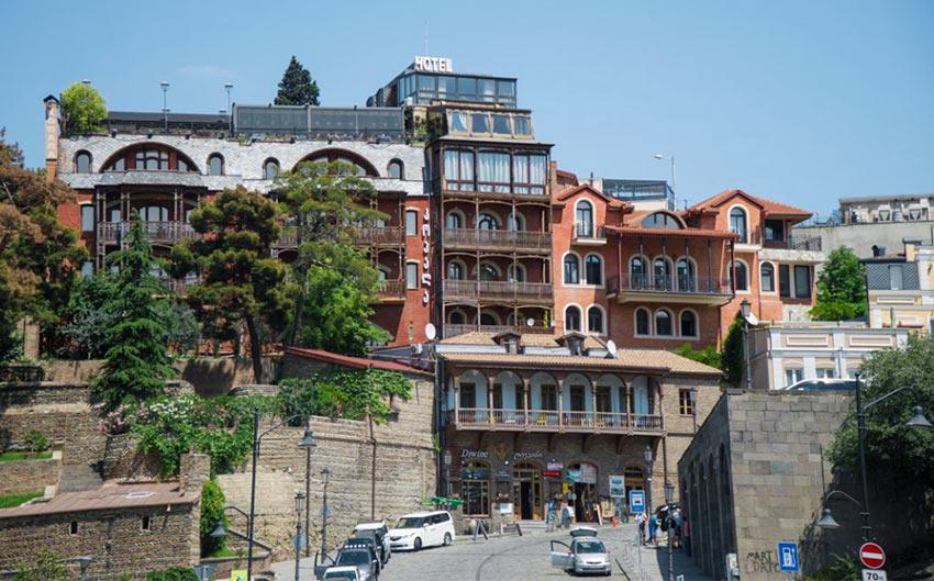 Поездка в Тбилиси, Грузия