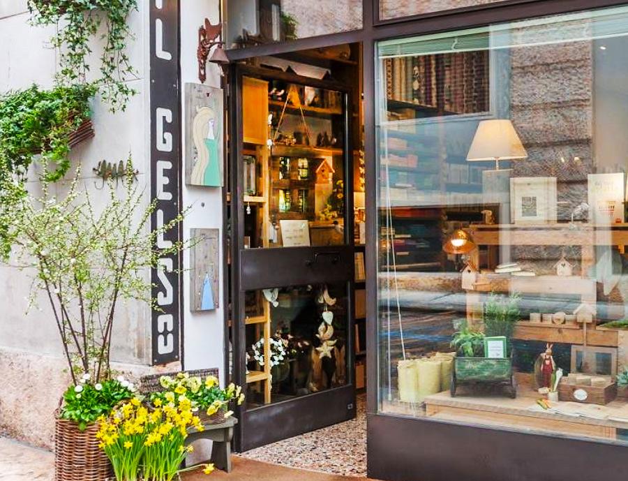 Книжный магазин Il Gelso