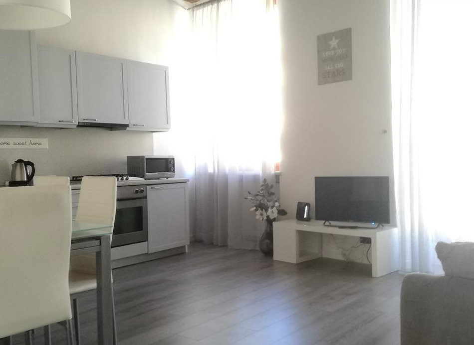 Апартаменты в Вероне с бесплатной парковкой