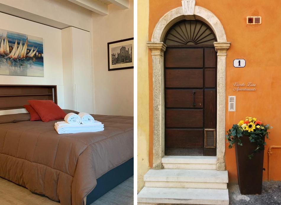 Апартаменты Vicolo Zini