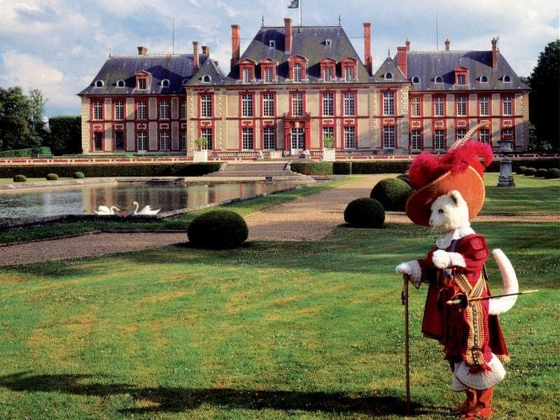 Необычная экскурсия для детей в Париже
