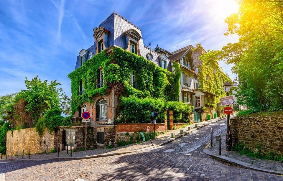 Париж, Монмартр