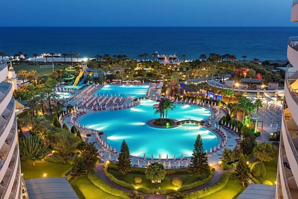 Отель Miracle Resort, все включено