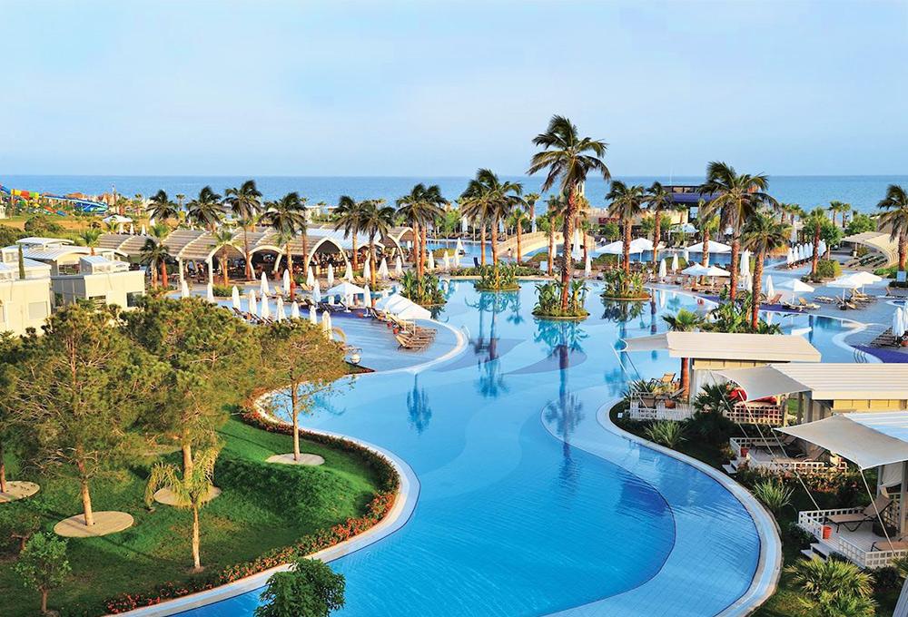 "Отель Susesi Luxury Resort, ""все включено"""