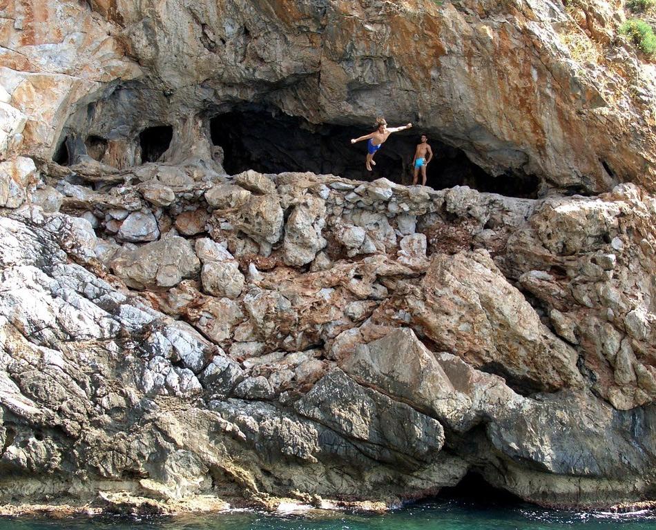 Пещера влюбленных в Алании