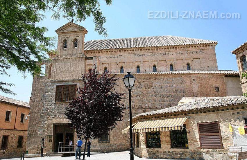 """Еврейский музей и синагога """"El Transito"""" в Толедо"""