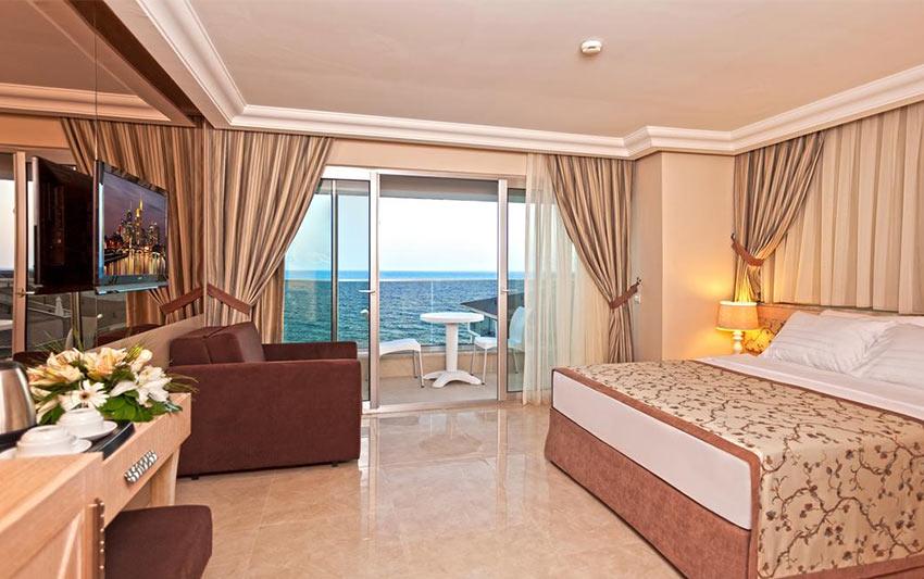 Отель первой линии Xperia Saray Beach Hotel - отличный выбор