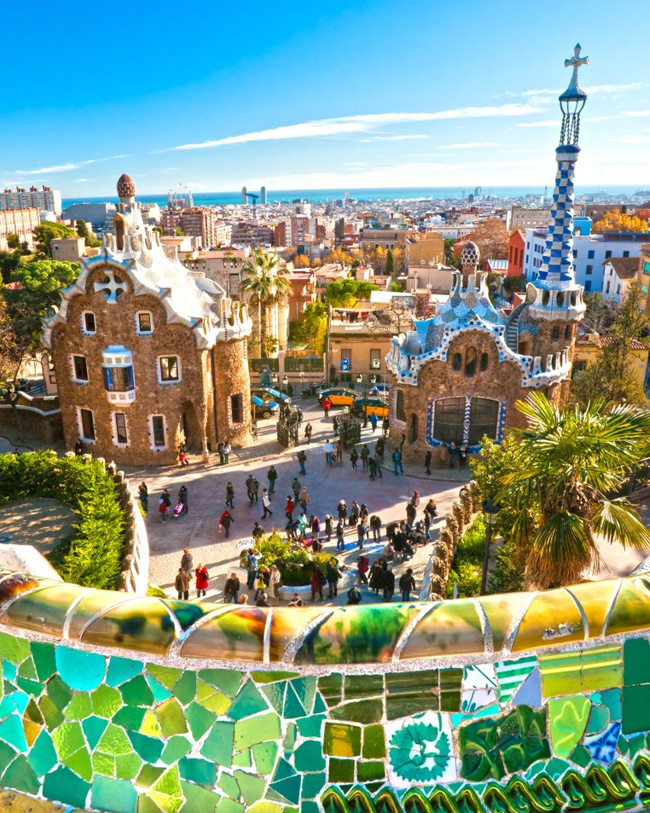 Барселона, как доехать из Салоу