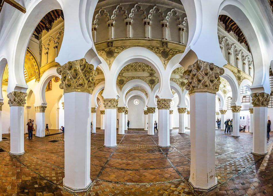 Синагога Santa María la Blanca