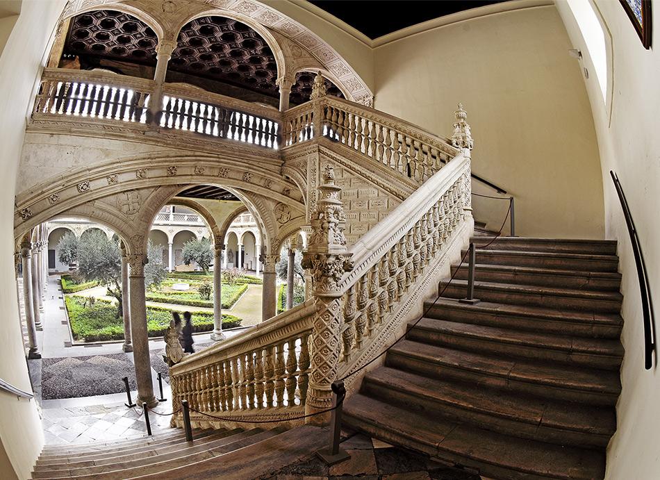 Музей Санта Крус в Толедо