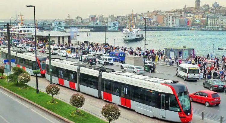 Транспорт в Стамбуле: метро, автобусы, трамвай, паромы