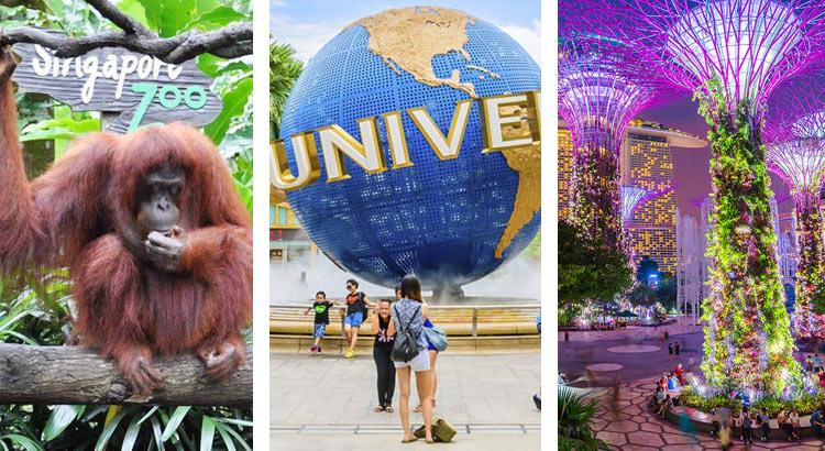 Достопримечательности Сингапура: цены, как сэкономить на билетах