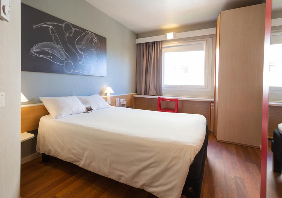Стандартная комната в отеле Ibis, Эльче, Испания