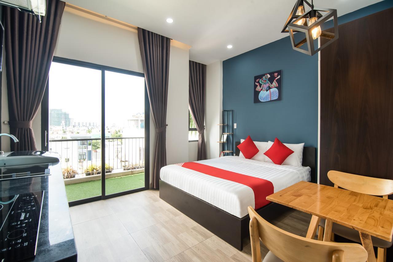 OYO 475 Orange - один из лучших дешевых отелей Дананга