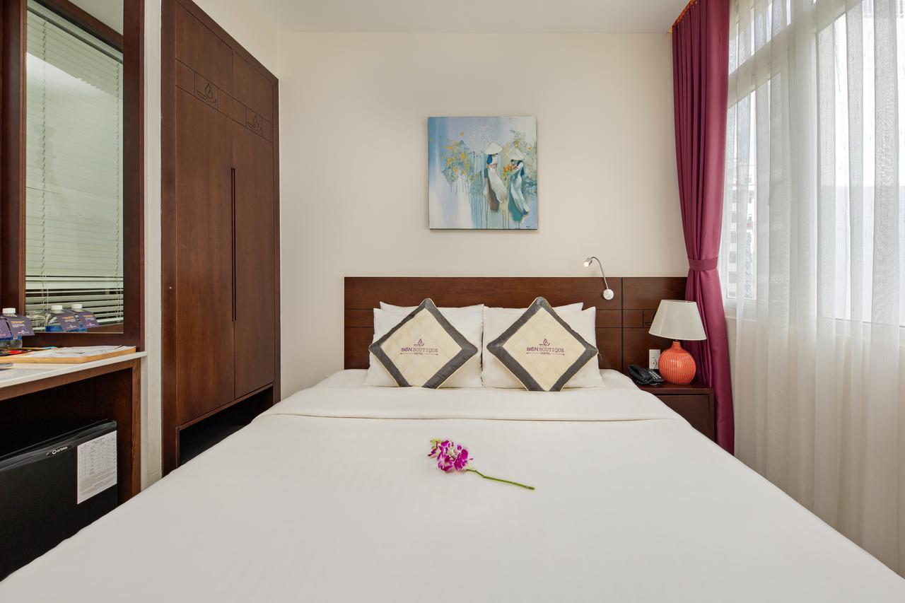 Sen Boutique Hotel - недорогой отель в Дананге