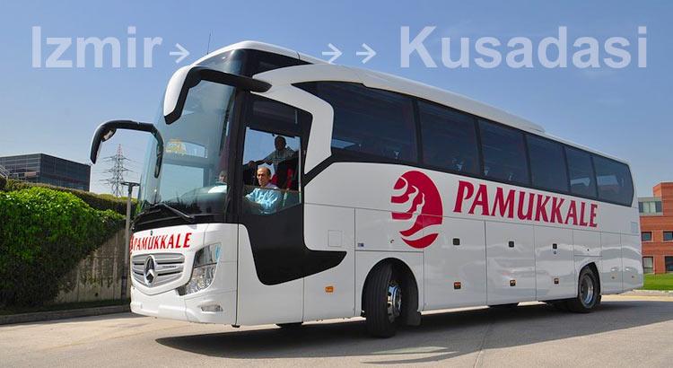 Измир - Кушадасы: как добраться на автобусе