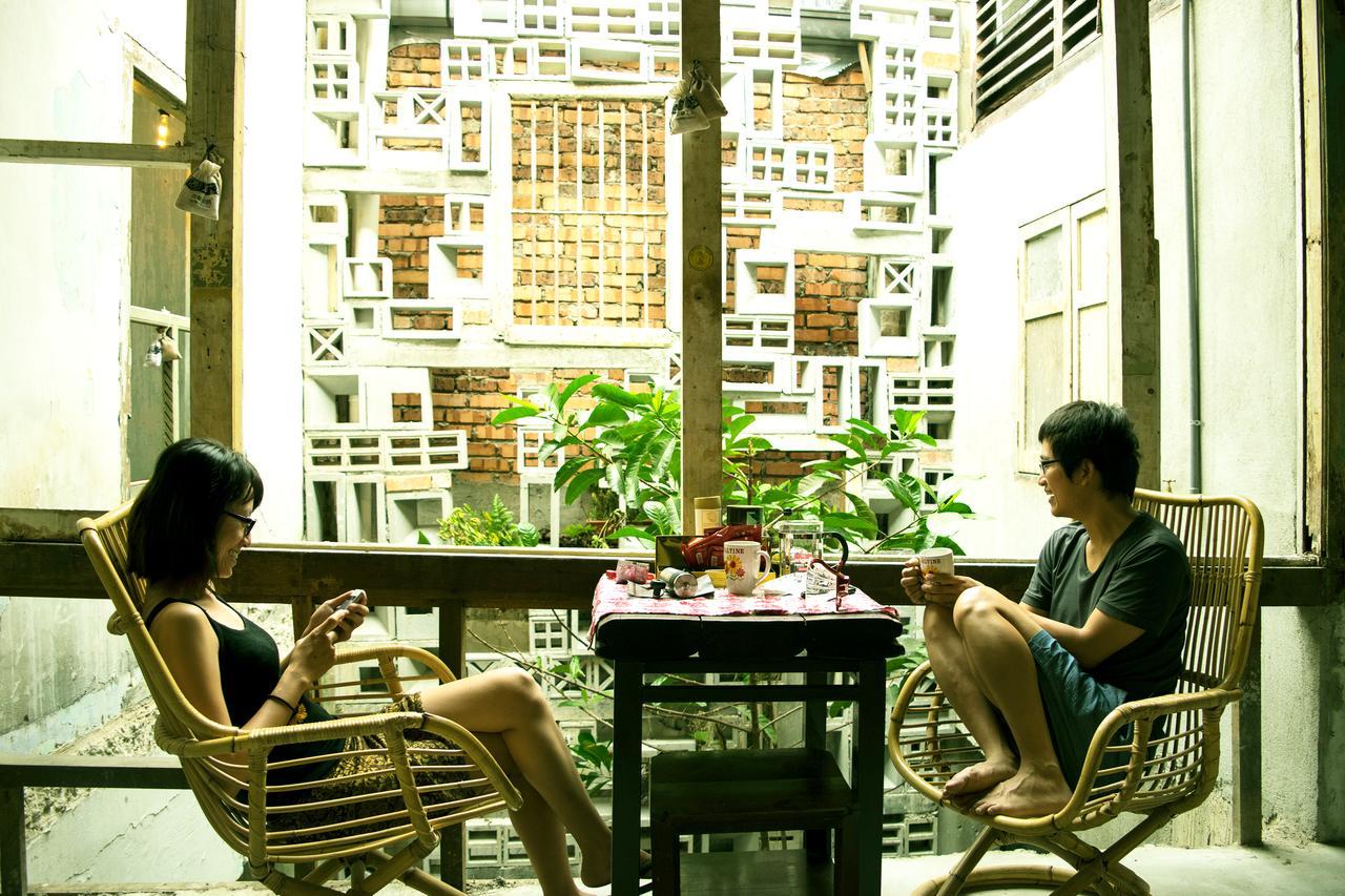 В хостеле Mingle @Chinatown