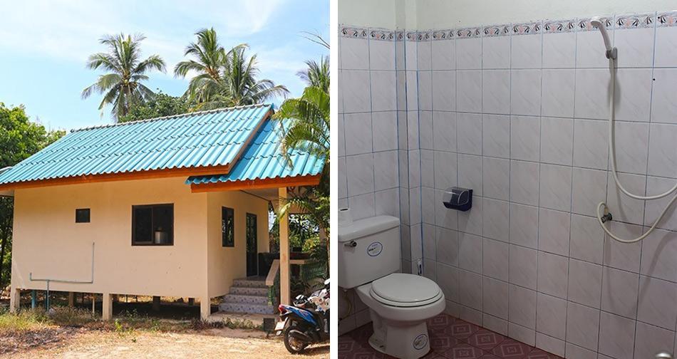Дешевый дом в Таиланде. Самуи