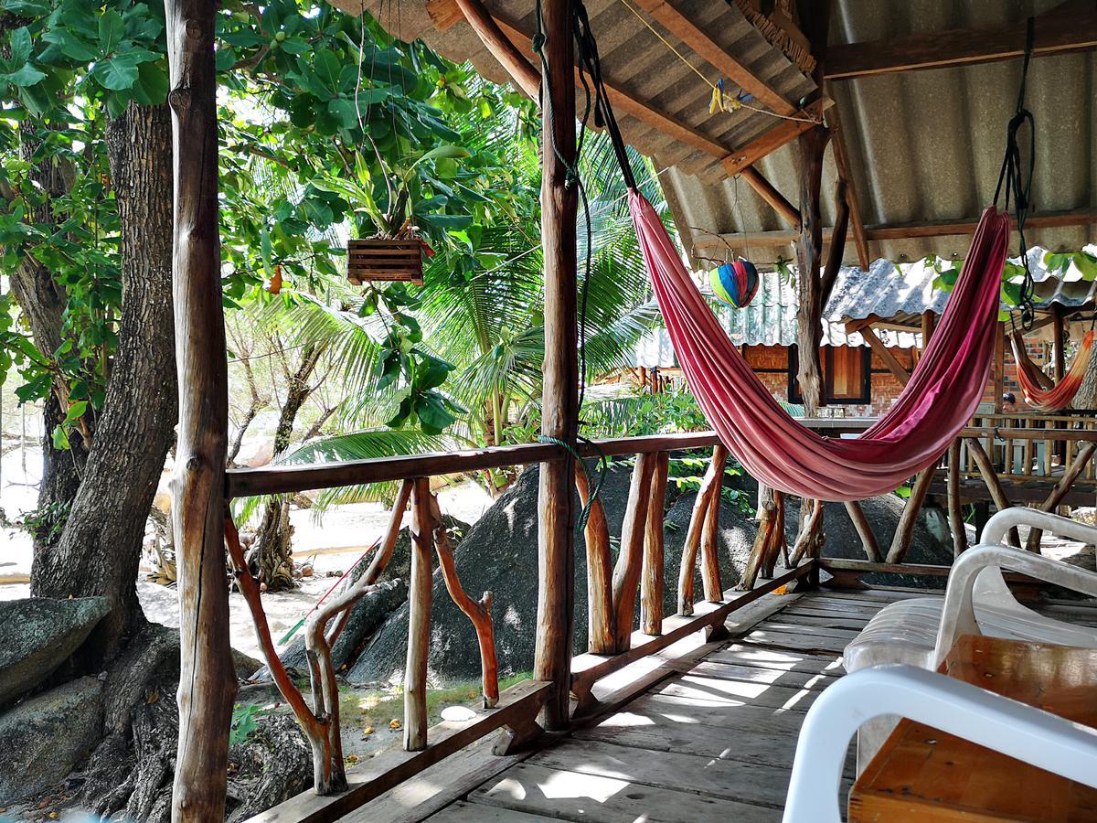 Балкон и гамак