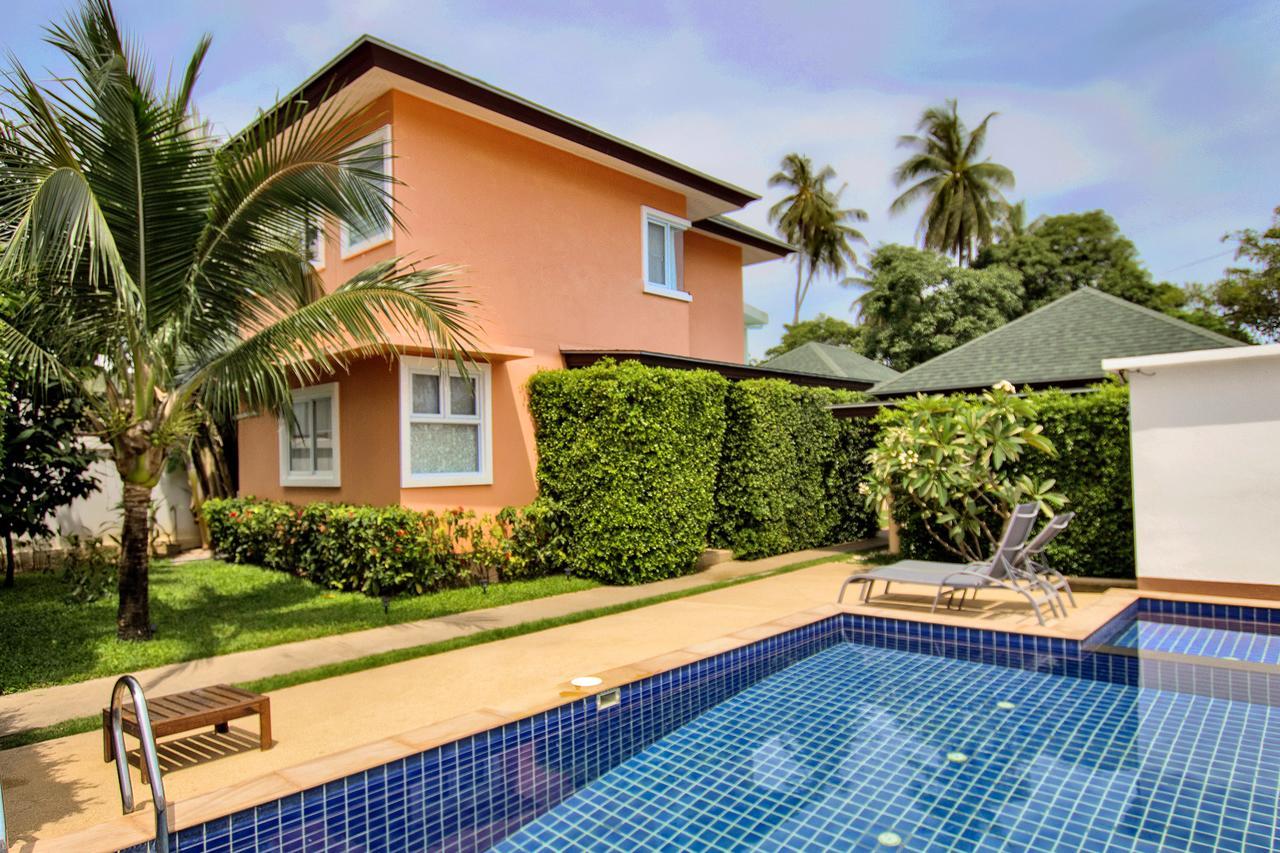 Дом с бассейном в Таиланде, на острове Самуи