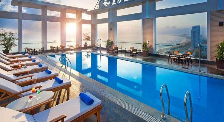 Отели Дананга. На фото Diamond Sea