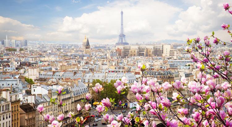 Онлайн экскурсия по Парижу