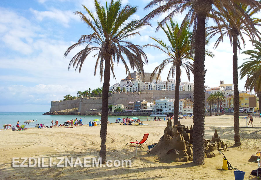 Пенискола - курорт, где лучше отдыхатьв Испании