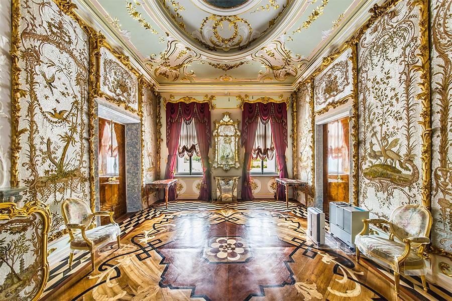Китайский дворец - шедевр Петергофа, о котором многие туристы не знают