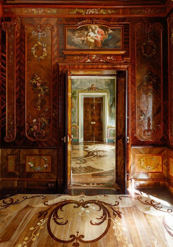 Декор Китайского дворца