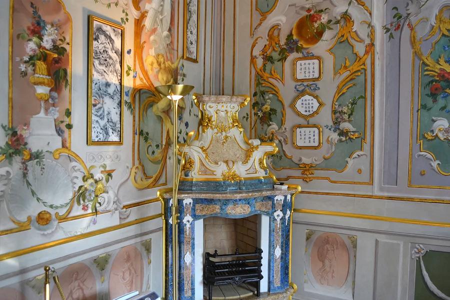 Интерьеры Китайского дворца