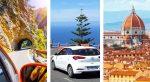 Интересные маршруты по Европе: на машине, автобусе, поезде