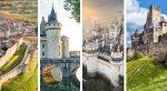 16 замков Франции, самых прекрасных и сумрачных