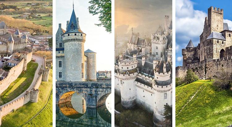 Замки Франции: прекрасные и сумрачные