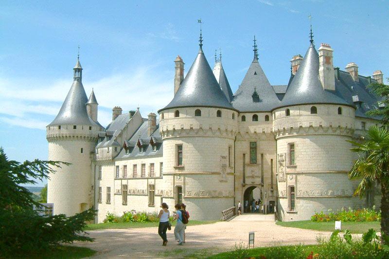 Башни замка Фужер-сюр-Бьевр