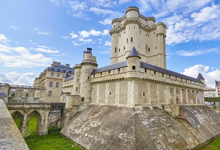 Замок Винсент, Париж, Франция