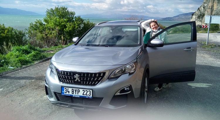 Аренда авто в Турции: 1600 км на арендованном авто по Турции