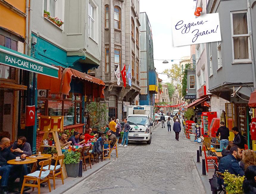 Прогулка по кварталам Фенер и Балат в Стамбуле