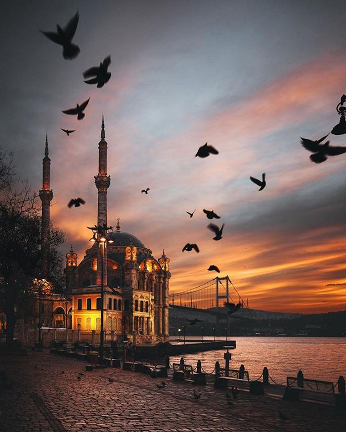 Мечеть Ортакей, Стамбул
