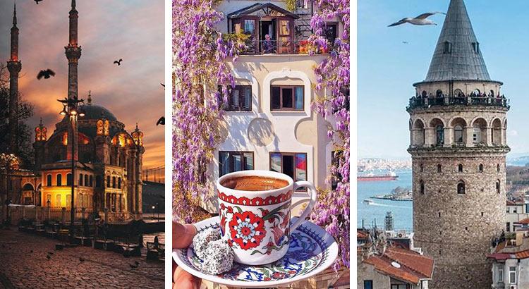 Как самостоятельно съездить в Стамбул недорого