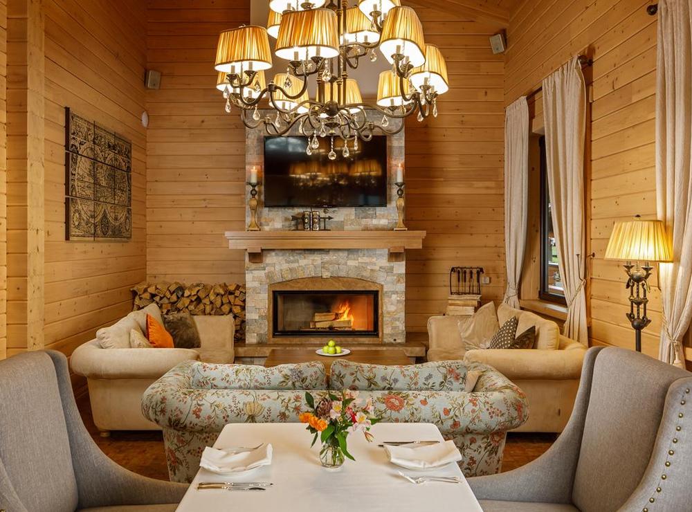 В отеле Altay Village 5*