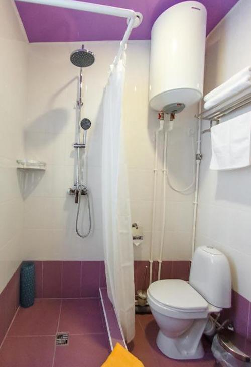 """Ванная комната на базе """"Чепош Парк Алтай"""""""