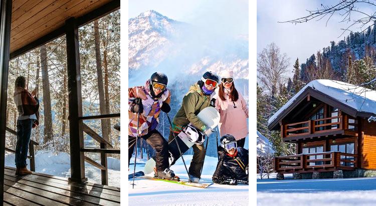 Базы Алтая зимой: 15 лучших турбаз и отелей для зимнего отдыха