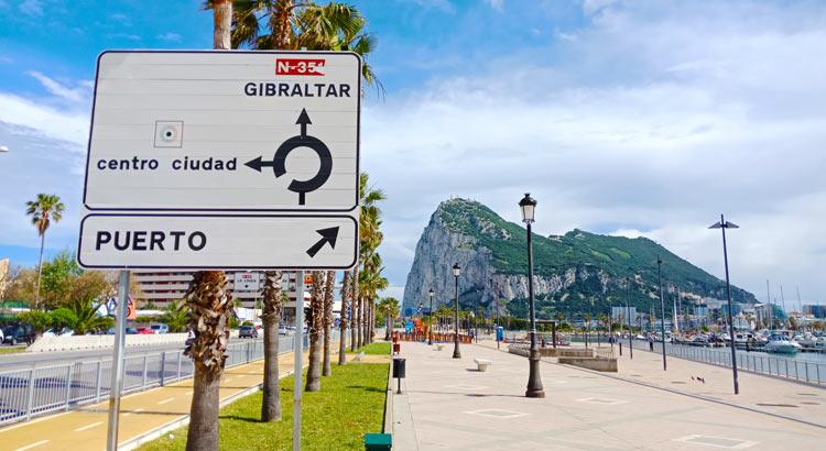 Как добраться в Гибралтар, нужна ли виза