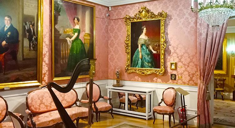 Музей Романтизма в Мадриде