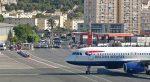 Удивительный аэропорт Гибралтара: самолеты взлетают, пересекая автомобильное шоссе