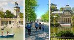 9 лучших парков Мадрида