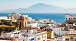 Тарифа — старинный город на самом краю Испании, где любят снимать кино