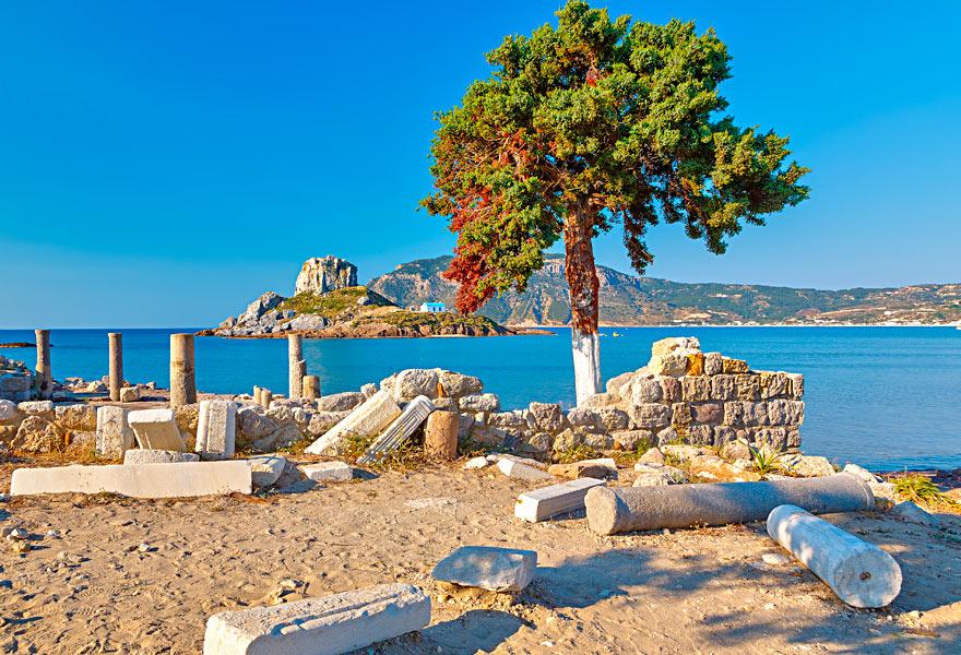 Кос - греческий остров, куда съездить из Бодрума