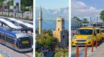 Как добраться из аэропорта Анталии в центр города, а также в Аланью, Кемер и другие города